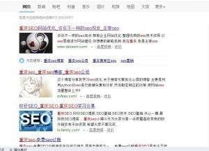 重庆seo-重庆地区排名
